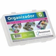 Box Organizador G  11 Divisorias 28x14,5x4  147 - Paramount