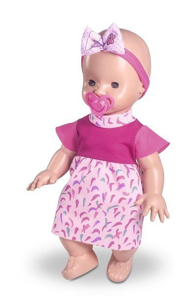 Boneca Kininha Frases - Nova Toys