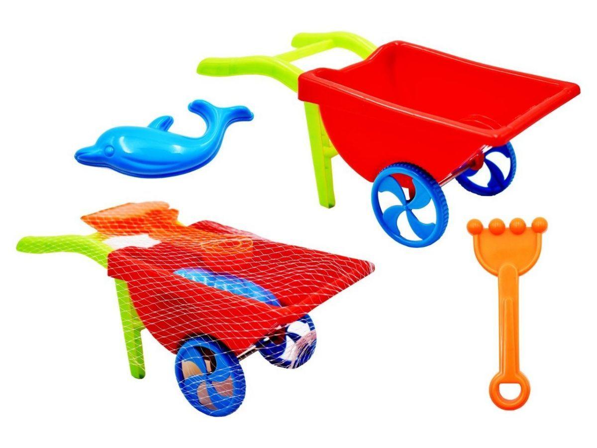 Brinquedo de Praia 3 pcs - Mult Mix