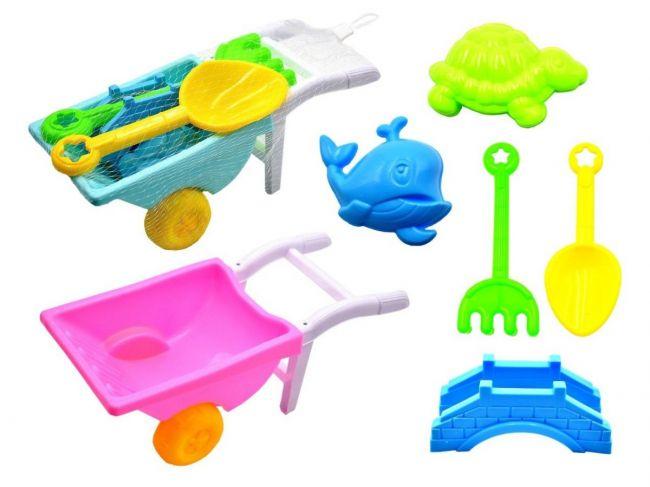 Brinquedo de Praia 6 pcs - Mult Mix
