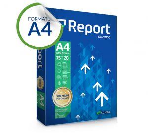 Papel A4 210x297 Report Resma C/ 500 folhas