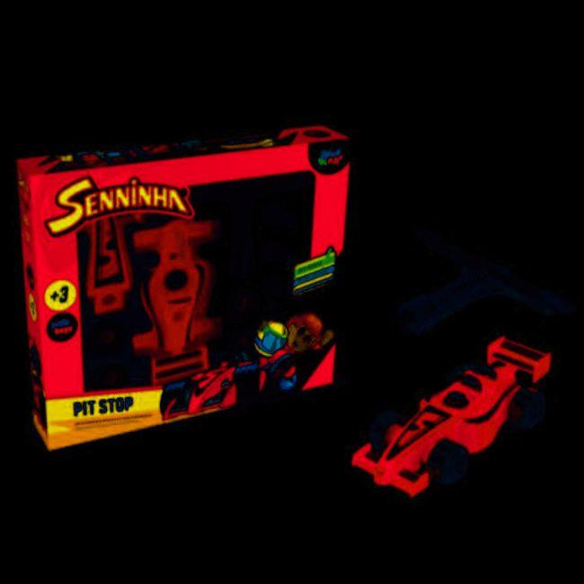 Pit Stop Seninha - Paki Toys