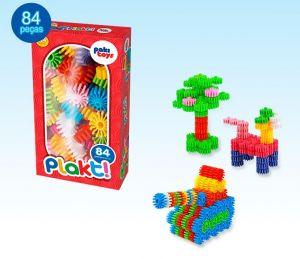 Plakt! e Pronto - Paki Toys