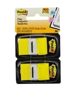 POST-IT TAPE FLAGS C/100 AM  3M
